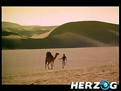 awesome sex with horny german tourist lady in the desert dunes