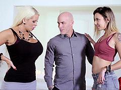 Fat wife vs. skinny mistress