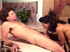 Dave Hardman Lays a Smack down on Tatiana's Wet Hairy Pussy
