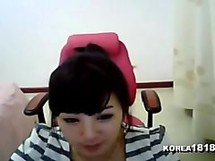 Hanbyul Strip Show Korean Camgirl
