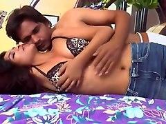 Desi Boobs Pressed In Bra To The Fullest Nipple Slip