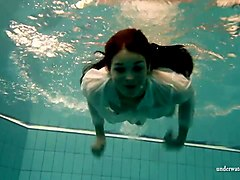 submerged underwater petra makes you wanna cum