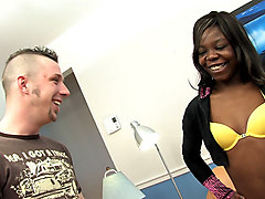 Maïka & Johny Boy in Exotic Audition - PegasProductions