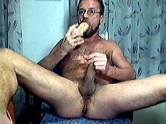 HARRI LEHTINEN IS HAVING A HOT CUMEATING SELFSEX SOLO!