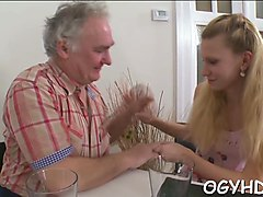 hot  chick screwed by old guy movie movie 1