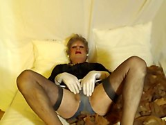 A huge lot of used nylons for sexyputa !