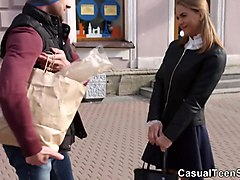casual teen sex - oranges and casual sex