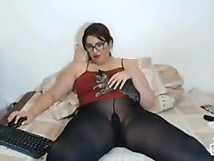 bbw in pantyhose