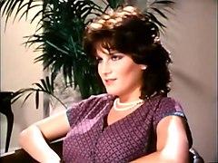 Exotic pornstar Lois Ayres in amazing big tits, vintage porn clip