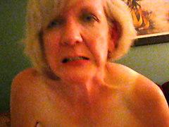 impaled, mature, blond, bbc, matures