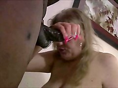 Jenna Jaymes Slobbers All Over BBC