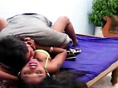 Indian desi village girl saxe with teacher hindi