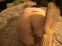 Amazing Amateur movie with Ass, Spanking scenes