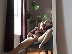 Amateur French Wife with Big Boobs on Real Homemade