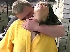 russian bear fucking woman - very realistic sex