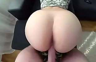 Sexy MILF mom gets pussy drilled by big black dick