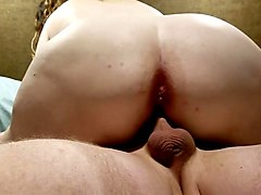 bbw wife riding my dick