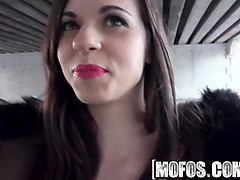 mofos - public pick ups - spanish students real big boobs st