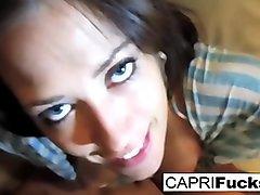 Capri'_s very naughty POV bj