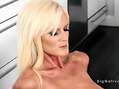 ac repairman bangs natural huge tits blonde