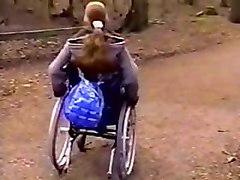 disabled girl is still sexy.flv