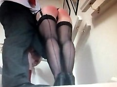 sexy girl spanked