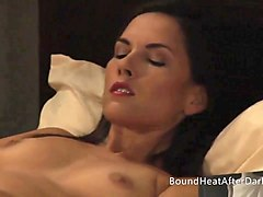 the roman dreams: ass spanking drives her to orgasm