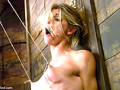 Tawni Ryden in Bronco Busting, Tawni Ryden Style Non Stop Action - HogTied