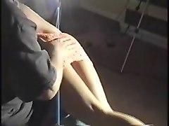 spanked & groped females: alex