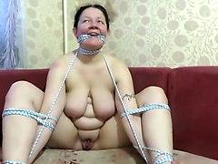 girl, man, feet, girls, bondage