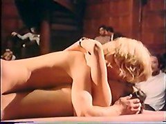 classic porn video with bizarre sex in front of the public