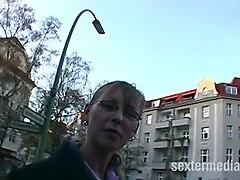 streetcasting sandra aus berlin