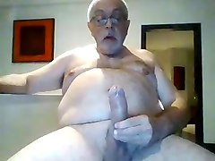 daddy, huge cock, shooting, cock, cams