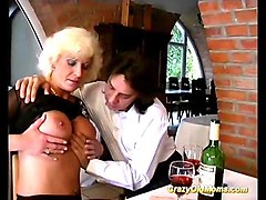german moms first rough anal sex