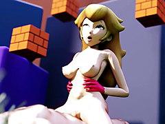 Super Smash Hoes. Ultimate (3D PMV)