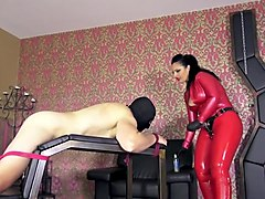 mistress, fuck, hd, strapon, latex