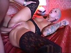 Horny pornstar in fabulous facial, anal xxx scene