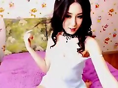 Private homemade straight, webcam xxx record with hottest Alina Li