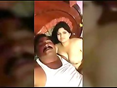 Indian mom sex with police uncle
