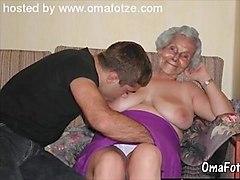 할머니 포르노 비디오를