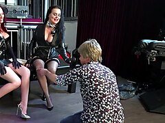 Dinah Dominatrix & Lady Fabiola C4S studio 144633
