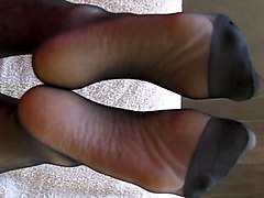 fetish, masturbates, foot, sperm, masturbation