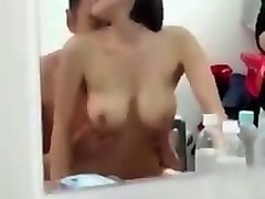 jav fucked while putting on makeup