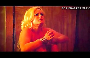 Ellie Church, Madeline Brumby Nude and Tied Scene On ScandalPlanet.Com