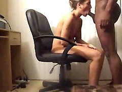 white mistress got fucked by black lover