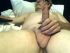 grandpa, wanking, big cocks, wank, cums