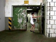 german teen elevator dp