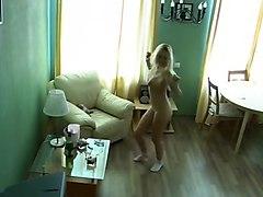 Amazing Homemade clip with Twerk, Hidden Cams scenes