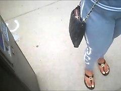 milf towanda yellow toenails