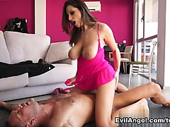 Horny pornstars Chris Strokes, Sensual Jane, Mystica Jade in Amazing Big Ass, Big Tits sex clip